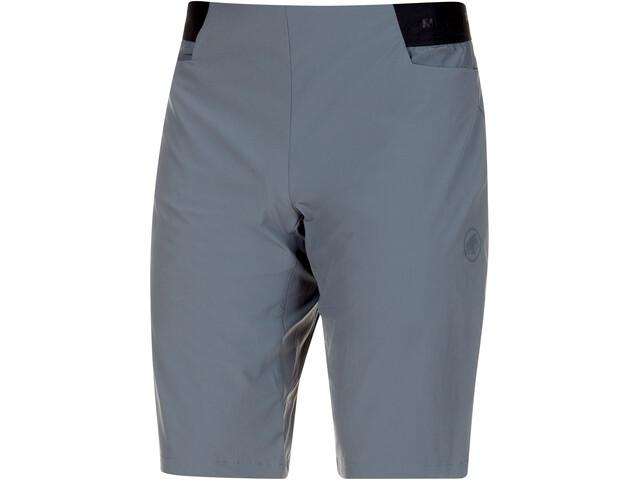 Mammut Crashiano Pantalones cortos Hombre, storm